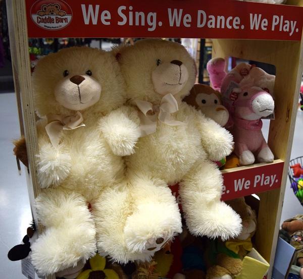 Cuddle Barn Stuffed Animals.JPG