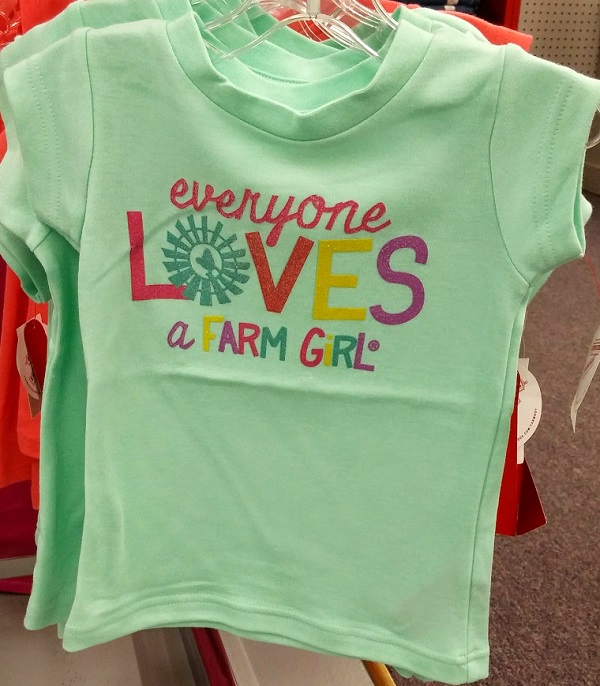 Farm Girl Shirt