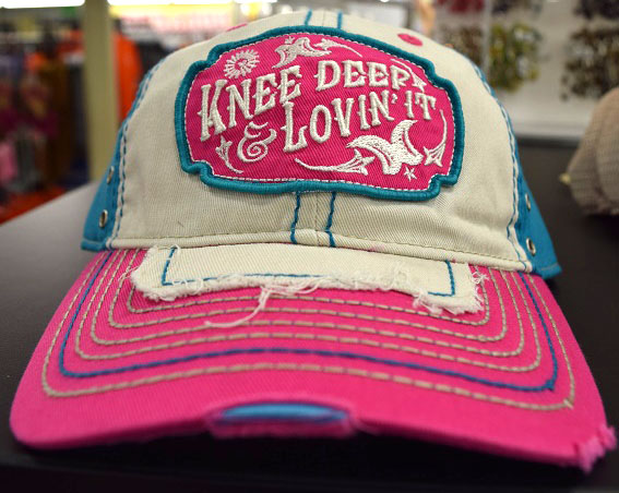 Knee Deep Baseball Hat.JPG
