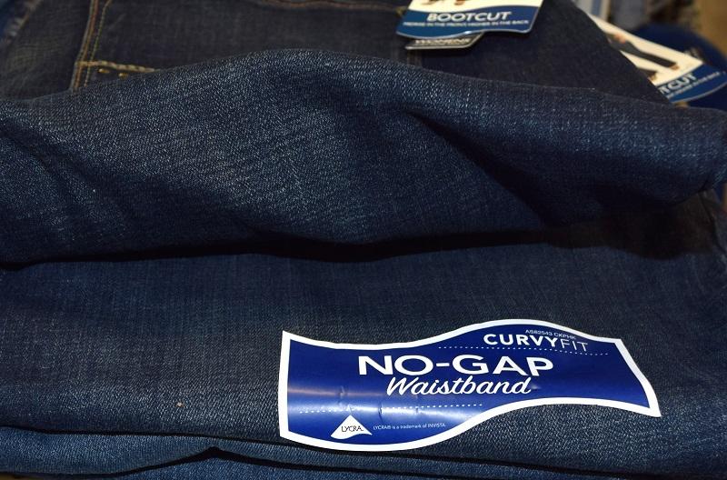 No Gap Jeans