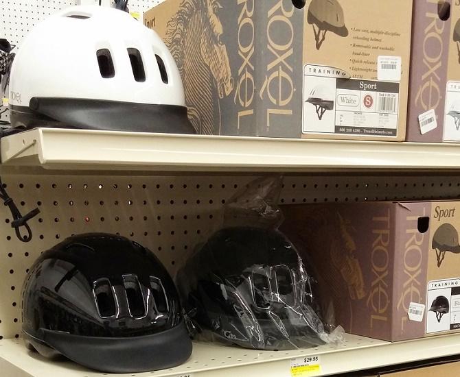 helmets half