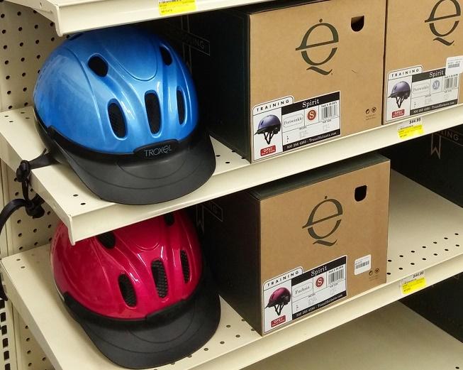 other half of helmets
